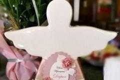 Декорация за кръщене ангел
