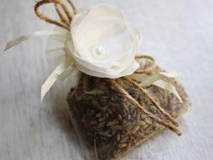 Подарък за гости Ароматна торбичка Лавандула Цена 3.00 лв.