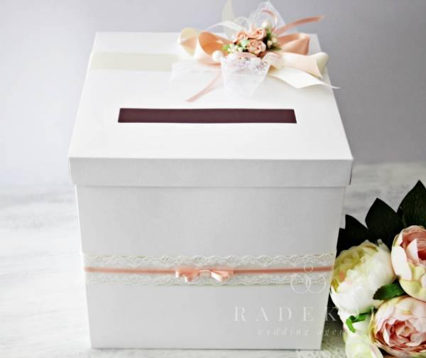 Сватбена кутия за пари Нежност