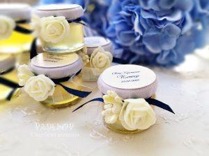 Подаръци за гости за кръщене - бурканче с мед