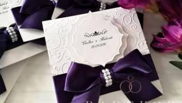 Сватбени покани – да поканим гостите със стил
