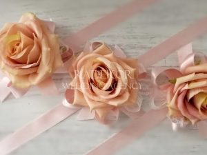 Гривни за шаферки - Роуз