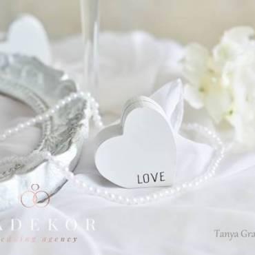 Зимна сватба – вълшебна бяла приказка