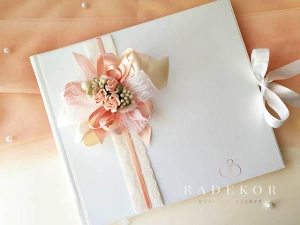 Сватбена книга за пожелания Нежност