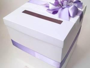 Кутия за пари и пожелания Дивна – лилаво